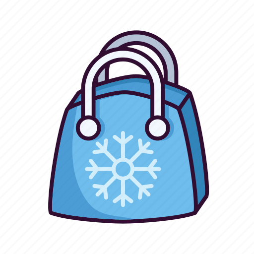 christmas, discount, sale, shopping, winter icon
