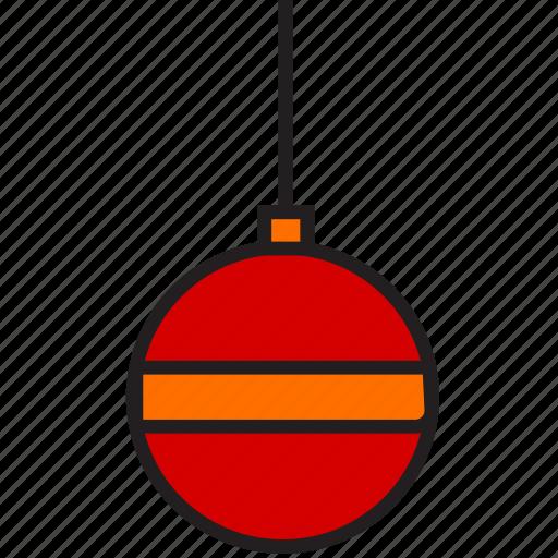 ball, christmas, decoration, light bulb, orbs, winter, xmas icon