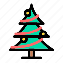 celebrate, christmas, decoration, ornament, pine, tree, x-mas