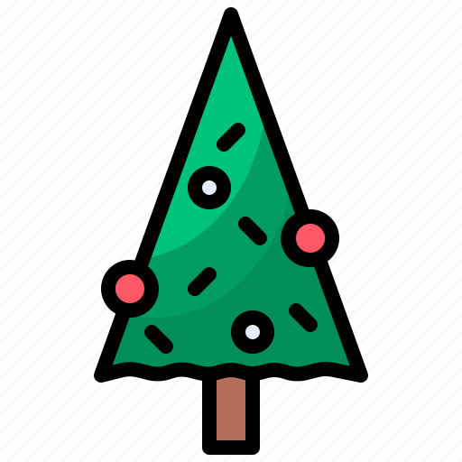 Christmas, tree, winter, xmas icon - Download on Iconfinder