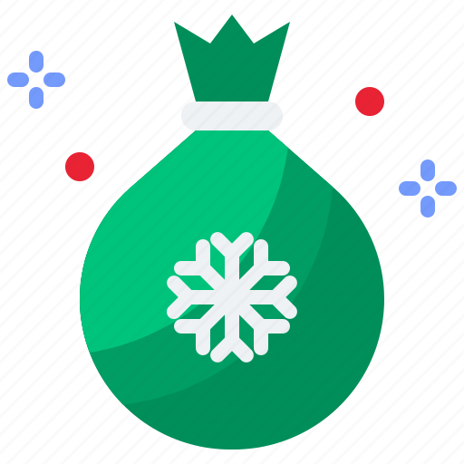 Bag, christmas, winter, xmas icon - Download on Iconfinder