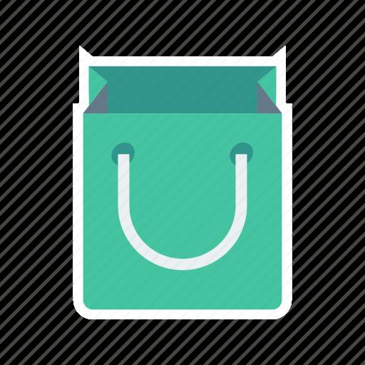 bag, briefcase, shopper, shopping icon