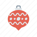 ball, celebration, decorate, party icon