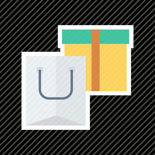 bag, bonus, gift, present icon