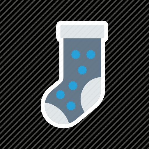 cloth, foot, socks, wear icon
