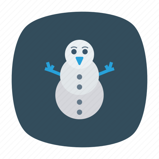 Christmas, holiday, man, snow icon - Download on Iconfinder