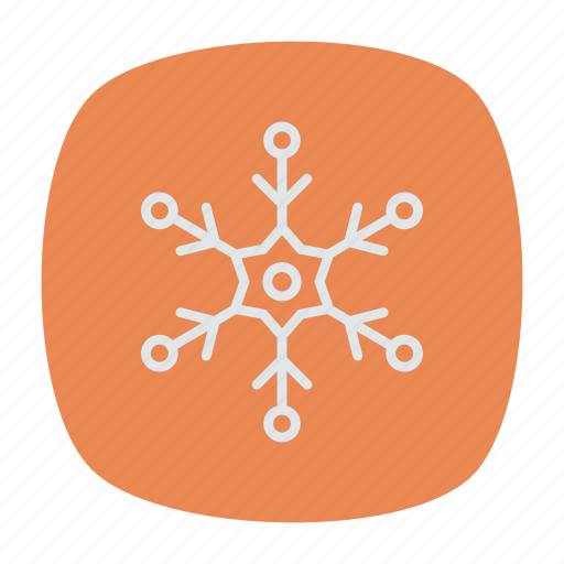 cold, flake, ice, snow icon