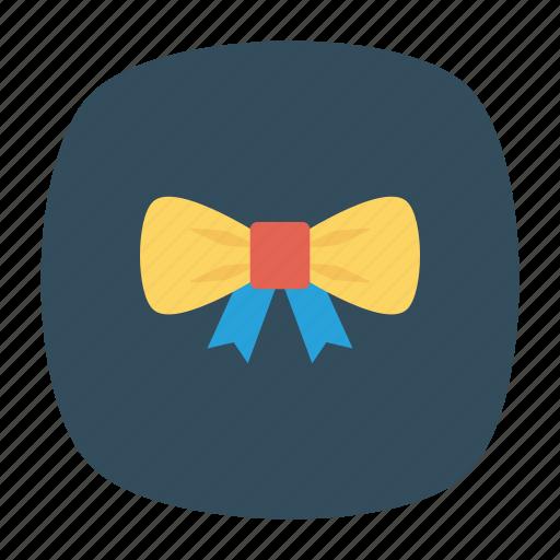 award, bow, gift, ribbon icon