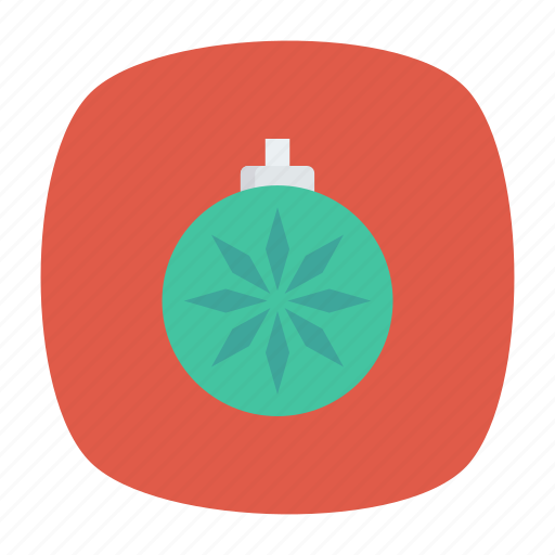 ball, christmas, decorate, party icon