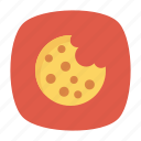 biscuits, cake, cookies, sweets icon