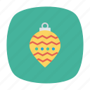 ball, celebration, decorate, decoration icon