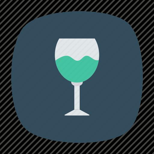 champaign, drink, glass, wine icon
