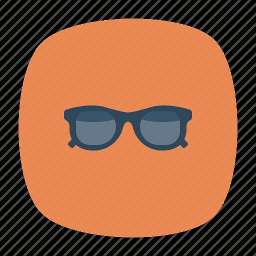 eyewear, fashion, glasses, spectacles icon