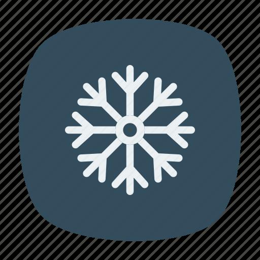 cold, flake, ice, snow icon