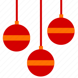 ball, balls, decoration, new year, toy, toys icon