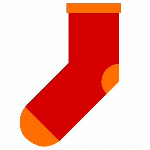 christmas, christmas decoration, decoration, gift, sock, winter icon