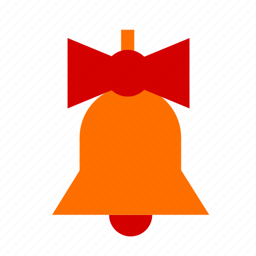 bell, christmas, decoration, gift icon