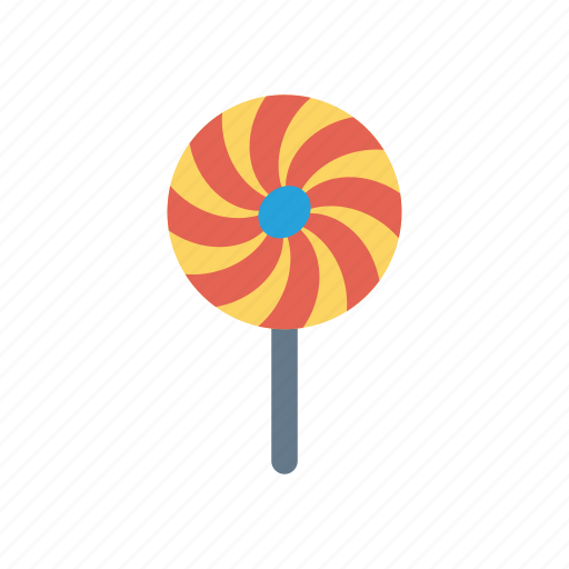 candy, lollipop, sweets, toffee icon