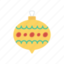 ball, celebration, decoration, party icon