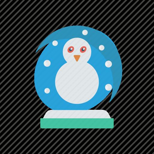 ball, christmas, crystal, magic icon