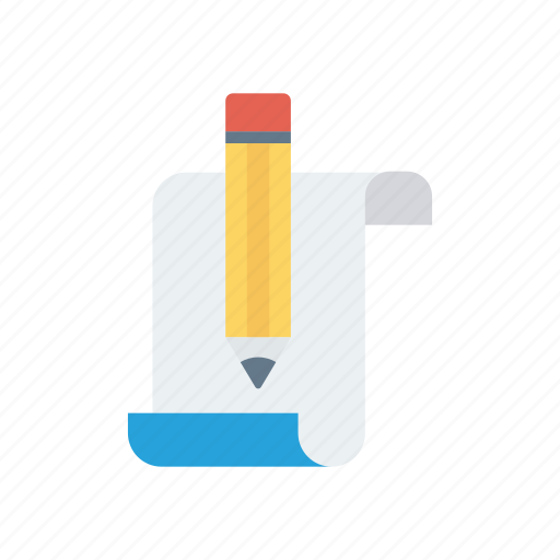 create, document, flyer, page icon