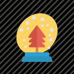 ball, crystal, magic, orb icon