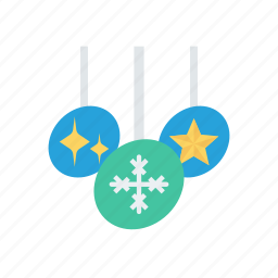 ball, celebration, decoration, party icon