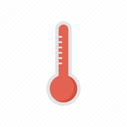 fever, healthcare, temperature, weather icon