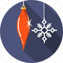 ball, christmas, decoration, holiday, ornament, sparkle, winter icon