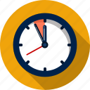 alarm, business, clock, date, hour, time, watch icon