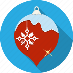 bubble, christmas, decoration, globe, holiday, ornament, winter icon