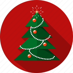 christmas, decorations, fir, holiday, ornaments, tree, xmas icon