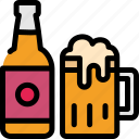 alcohol, beer, chill, drink icon