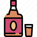 alcohol, drink, drunk, whiskey icon