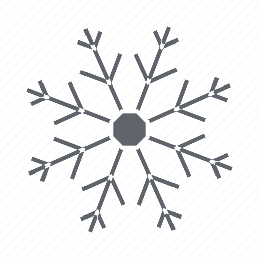 christmas, cold, snow, snowflakes, weather, winter icon