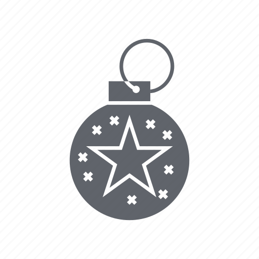 ball, bauble, celebration, christmas, decoration, party icon