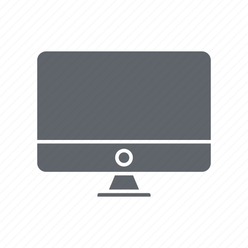 computer, display, lcd, led, monitor, screen, technology icon
