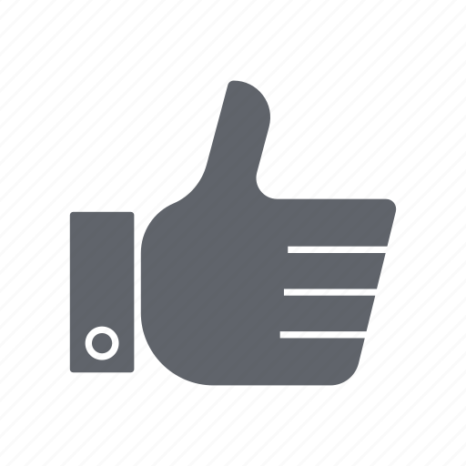 document, favourite, like, motivation, thumbs up icon