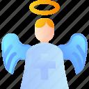 angel, christmas, god, holiday, xmas