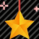 christmas, decoration, holiday, star, xmas