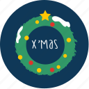 chrismas, easter, gift, snow, tree, x'mas, x'masgift icon