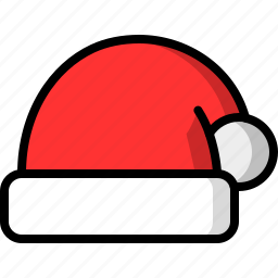 cap, christmas, cold, hat, winter icon