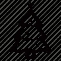 christmas, tree, xmas icon