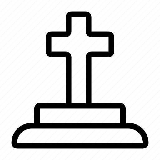 Catholic, christian, cross, religious icon - Download on Iconfinder