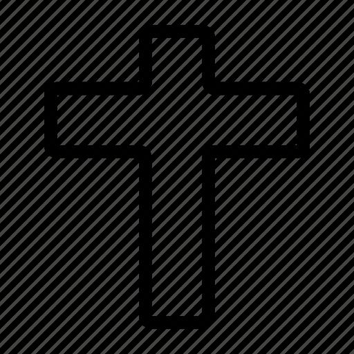Catholic, christian, christmas, cross icon - Download on Iconfinder