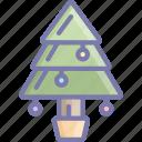 christmas, december, holidays, tradition, tree