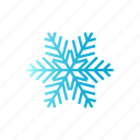 blue, christmas, gradient, winter, xmas