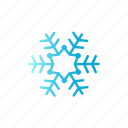 blue, christmas, gradient, line, snow