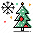christmas decoration, christmas tree, fir, holiday, merry christmas, winter., winteras tree, xmas icon