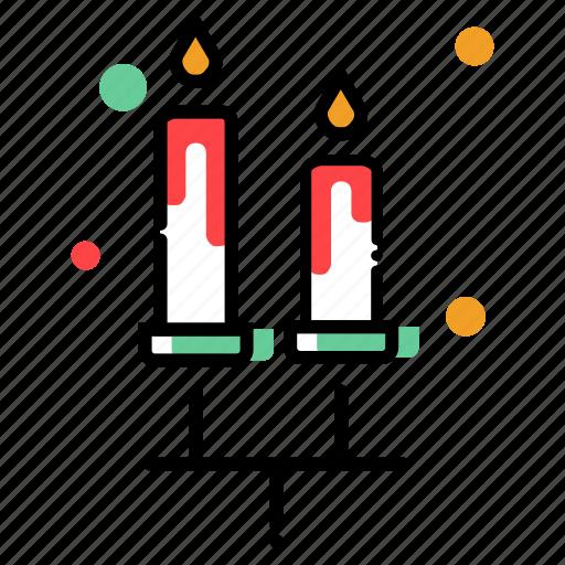 candle, christmas, christmas decoration, church, light, prayer icon